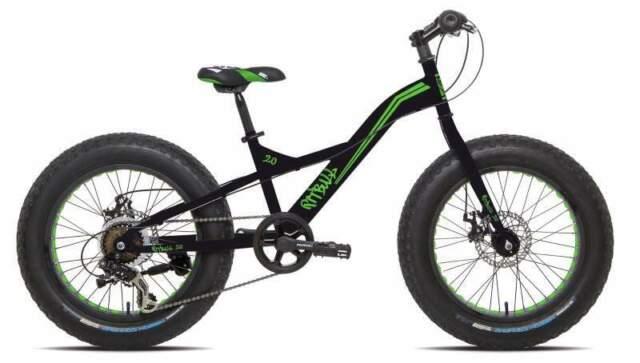"""Mtb fat bike 20"""" torpado t635 nuovo"""