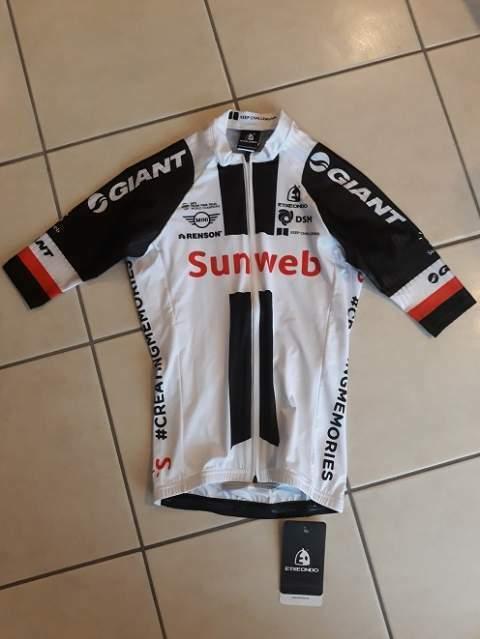 Abbigliamento ciclismo team Sunweb