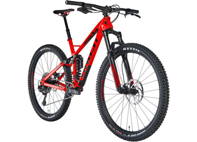 Ghost SL AMR 6.9 LC, Carbon XL, PRO full suspension, NUOVA