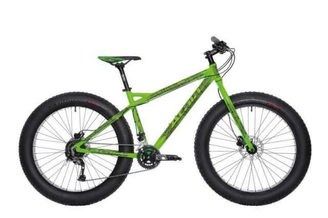 Mtb fat bike atala alaska