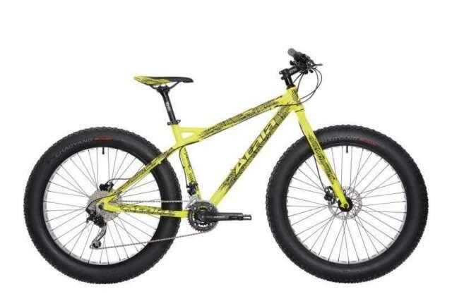 Mtb fat bike atala alaska 20s new
