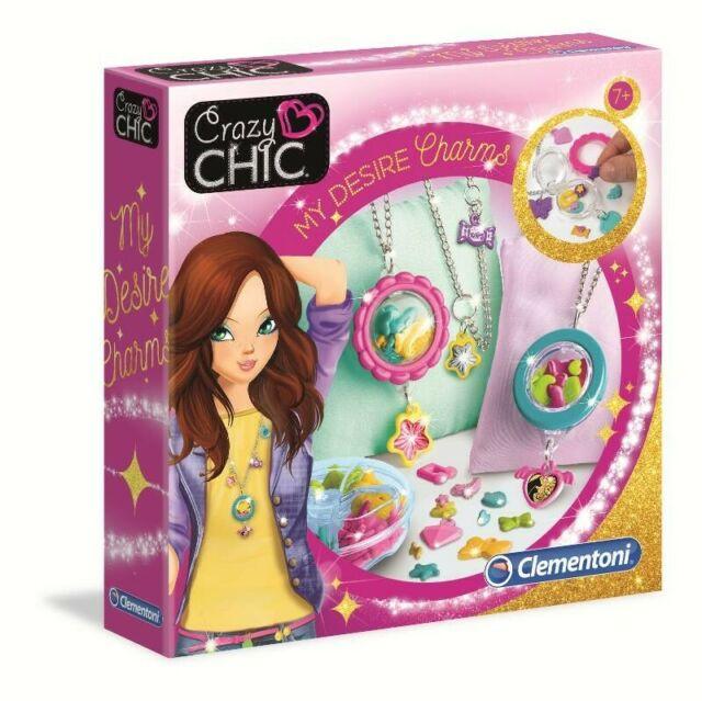 Gw jm crazy chic - ciondoli con miniature -
