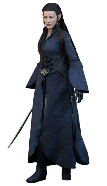 Gw jm lord of the rings action figure 1/6 arwen 28 cm