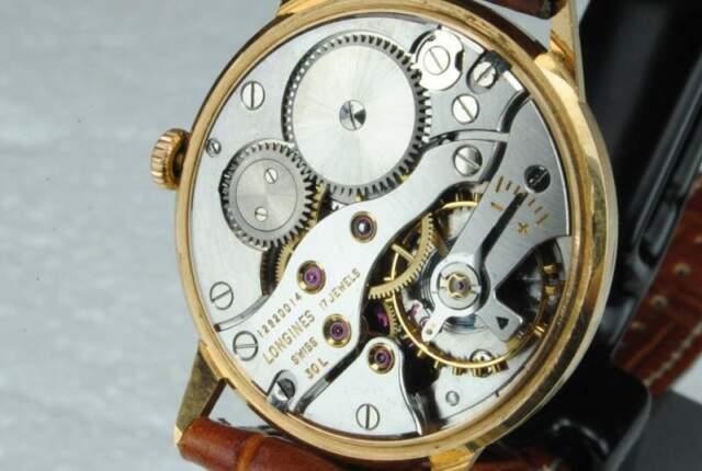 Orologio Longines Oro 18Kt-750 anni50