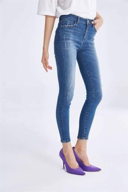 Stock pz. jeans donna FIRMATI MISTI – collezioni