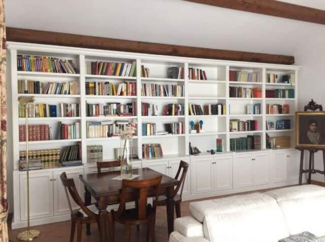 Libreria su misura Milano-FATTE BENE