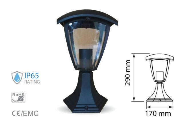 Lux hs lampada da terra per giardino esterno ip65
