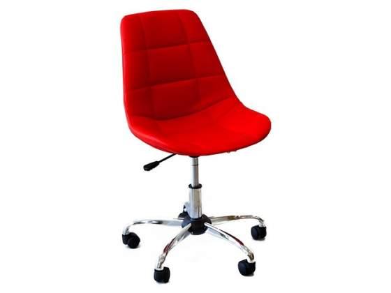 Poltrona girevole ad altezza regolabile per ufficio Relaxing