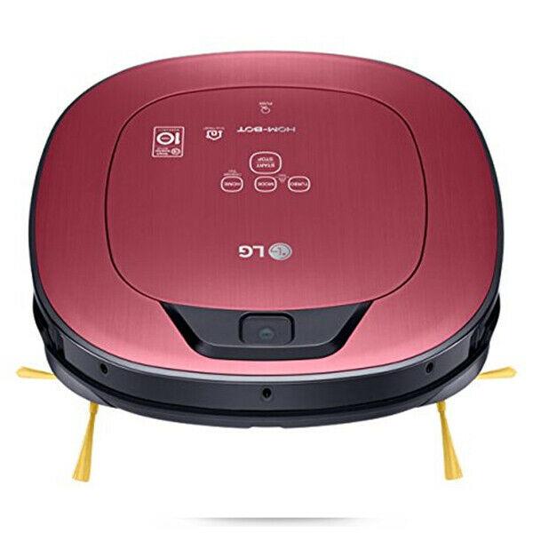 Robot aspirapolvere lg vrpr 0,6 l 60 db 58w wifi rosso