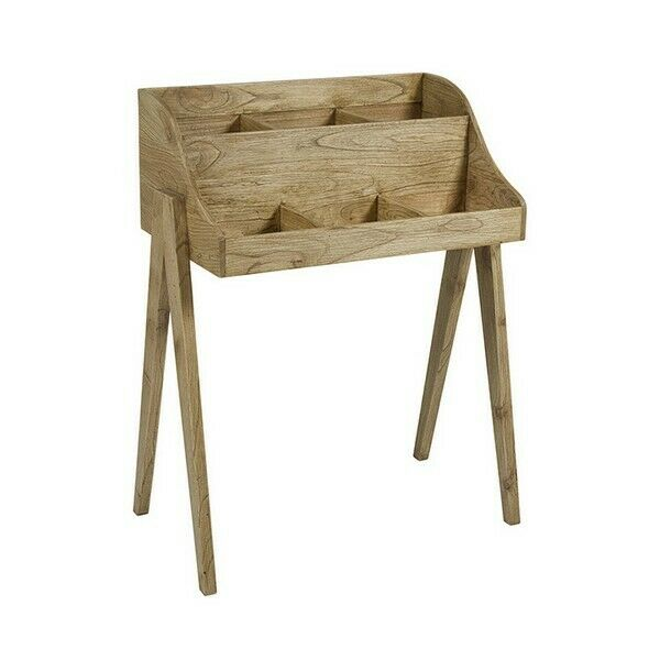 Tavolo aggiuntivo legno di mindi compensato (80 x 45 x 102