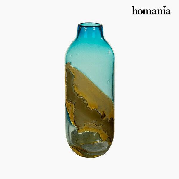 Vaso geam (12 x 12 x 33 cm) - pure crystal deco collezione