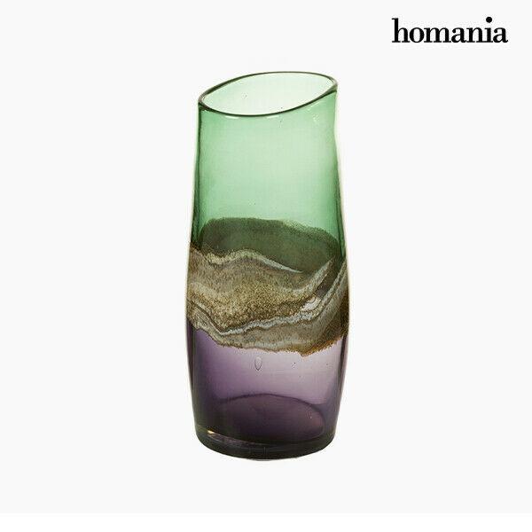 Vaso geam (13 x 15 x 30 cm) - pure crystal deco collezione