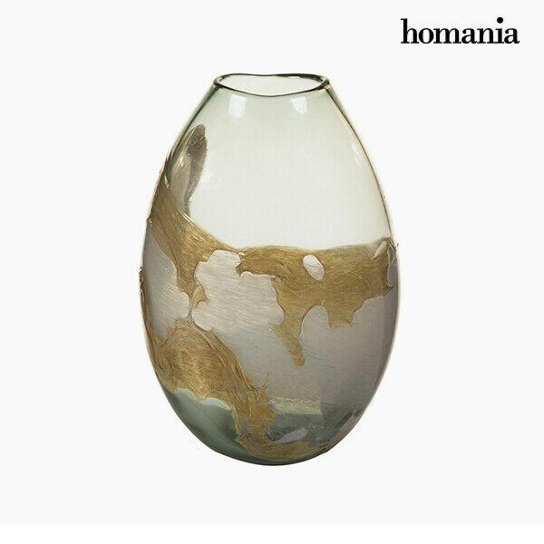 Vaso geam (20 x 13 x 28 cm) - pure crystal deco collezione