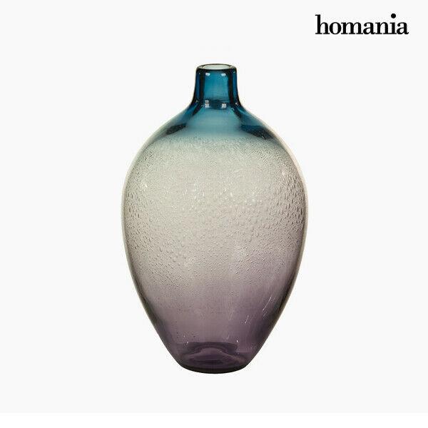 Vaso geam (20 x 20 x 35 cm) - pure crystal deco collezione