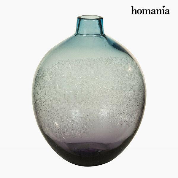 Vaso geam (22 x 22 x 28 cm) - pure crystal deco collezione
