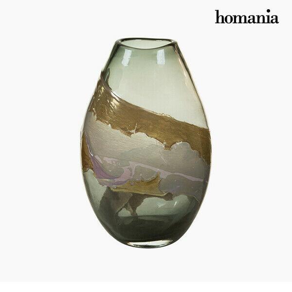 Vaso geam (23 x 15 x 35 cm) - pure crystal deco collezione