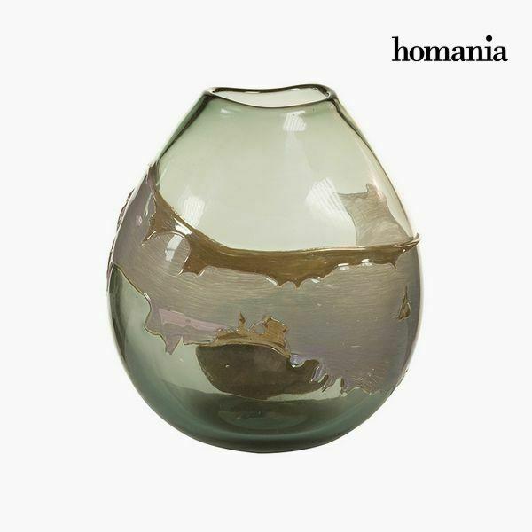 Vaso geam (24 x 15 x 26 cm) - pure crystal deco collezione