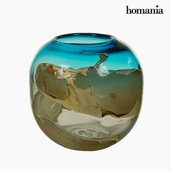 Vaso geam (28 x 28 x 25 cm) - pure crystal deco collezione