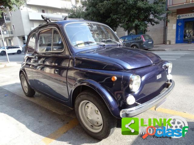FIAT 500 benzina in vendita a Martina Franca (Taranto)