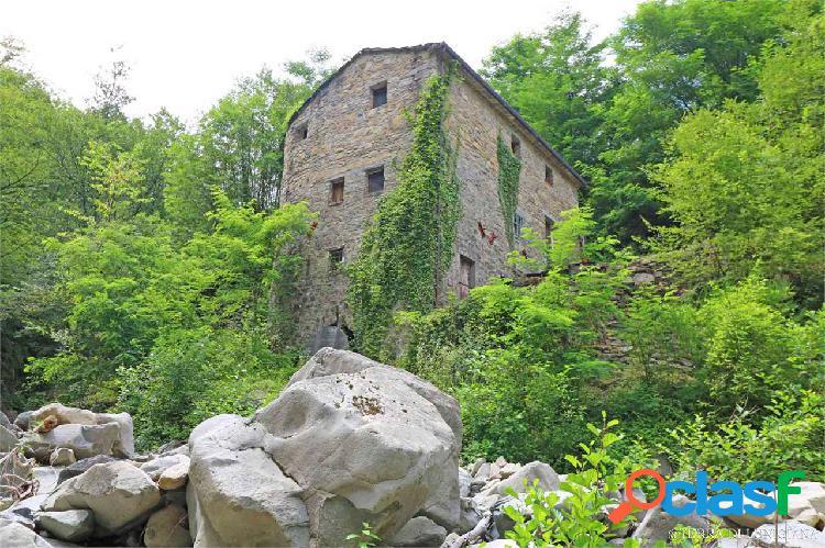 LA QUIETE - Mulino Restaurato con Terreno