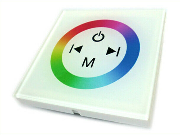 Lux cl centralina rgb led kit controller touch panel