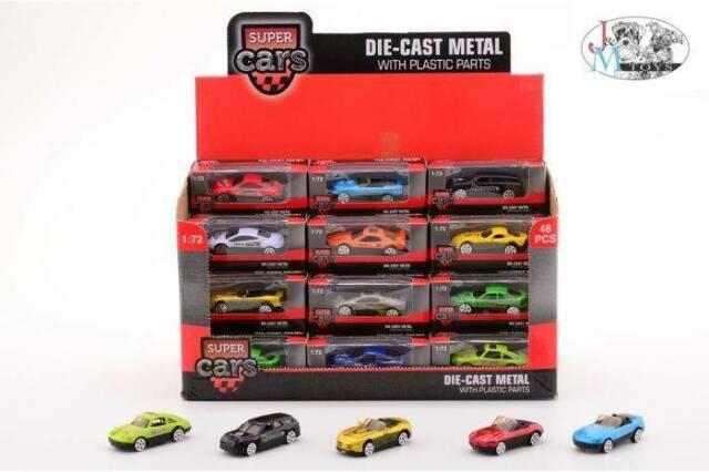 Gw jm 0 auto supercar cm.11 metallo  -