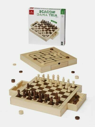 Gw jm dal negro  - scacchi dama tria -