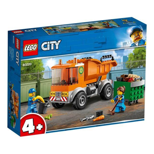 Gw jm lego city polizia  - camion della