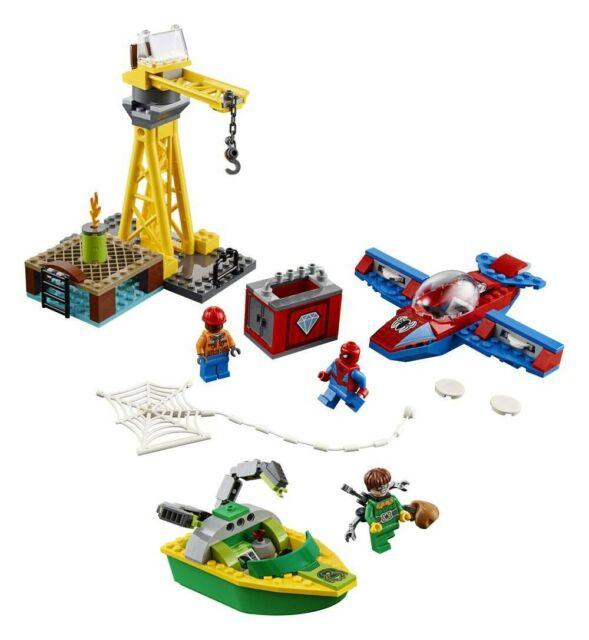 Gw jm lego' marvel super heroes' spider-man: dock ock