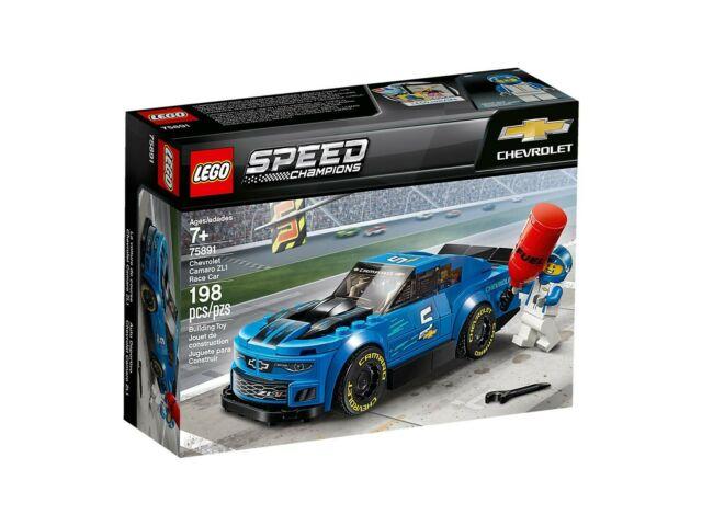 Gw jm lego speed champions chevrolet  -