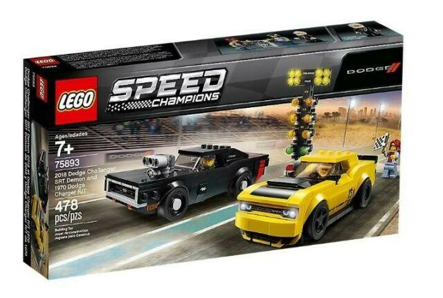 Gw jm lego speed champions conf. -