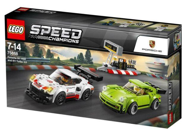 Gw jm lego speed champions  - porsche 911 rsr e