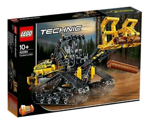 Gw jm lego technic  - ruspa cingolata -