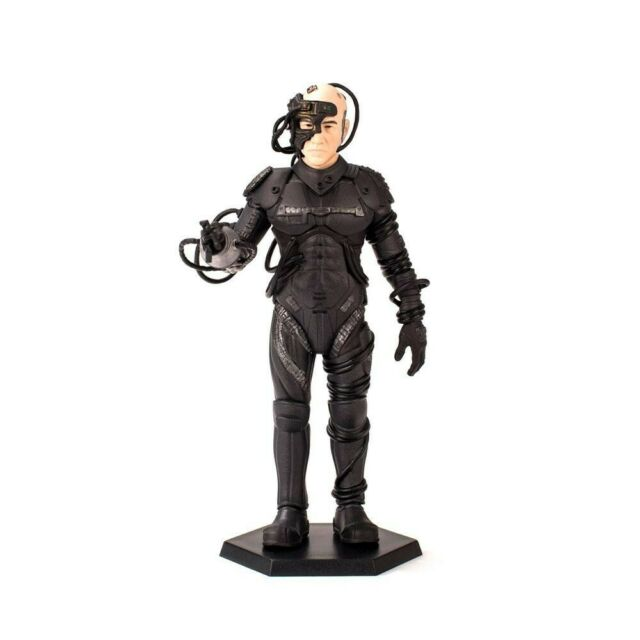 Gw jm star trek tng mini master figure 1/12 locutus