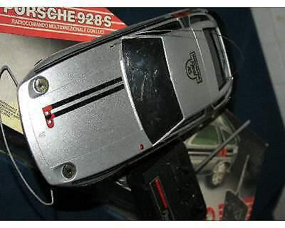 Auto radiocomandata reel anni 80 funzionante