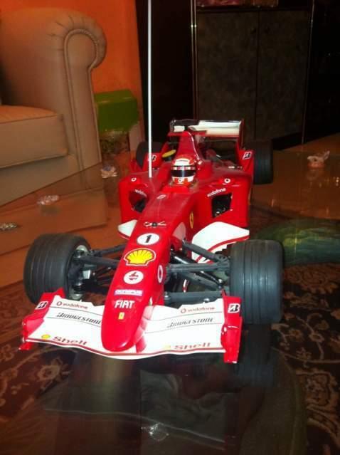 Ferrari F a scoppio