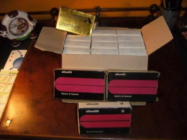 Nastri x macchina da scrivere Olivetti