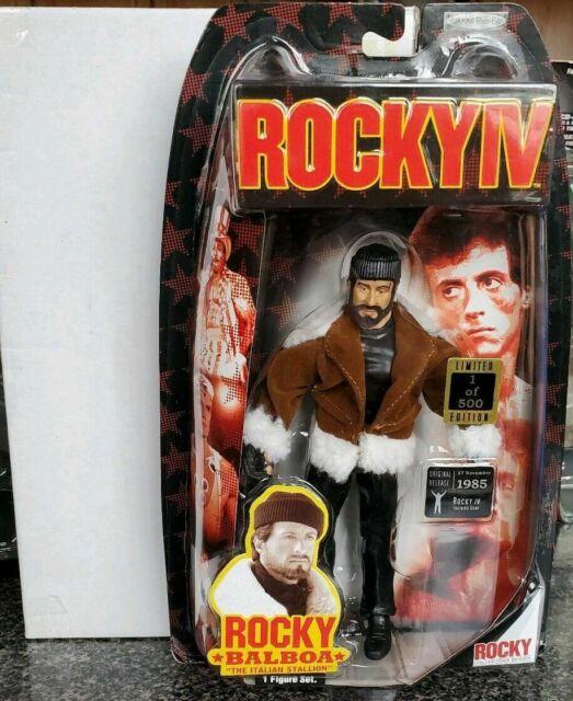 Rocky Balboa IV -  jakks pacific action figure