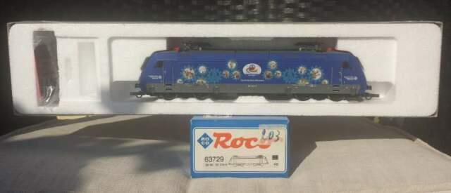 Roco  Locomotiva elettrica BR  DB H