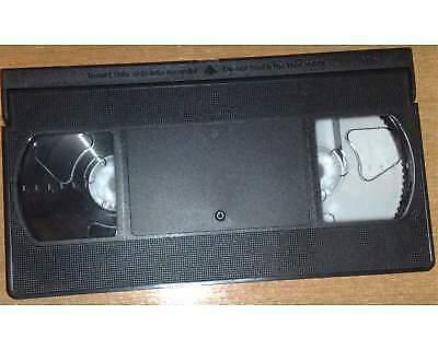Pacchetti di VHS registrabili da 120 e 180 minuti