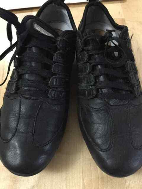 Scarpe da ginnastica geox nere