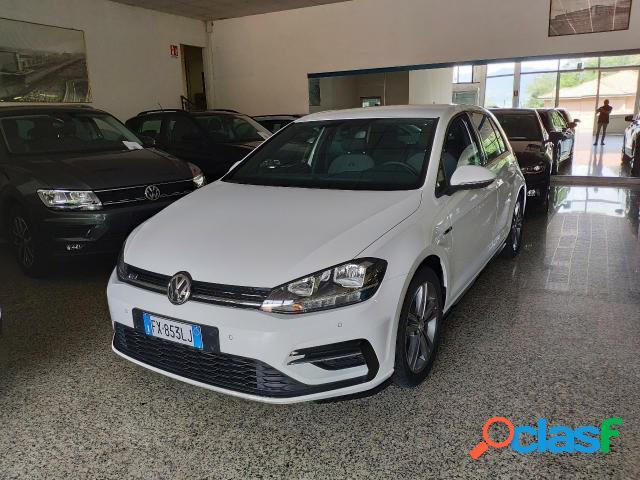 VOLKSWAGEN Golf benzina in vendita a Lerici (La Spezia)
