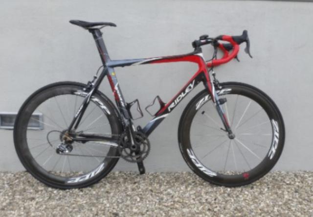 Bicicletta corsa carbonio Ridley
