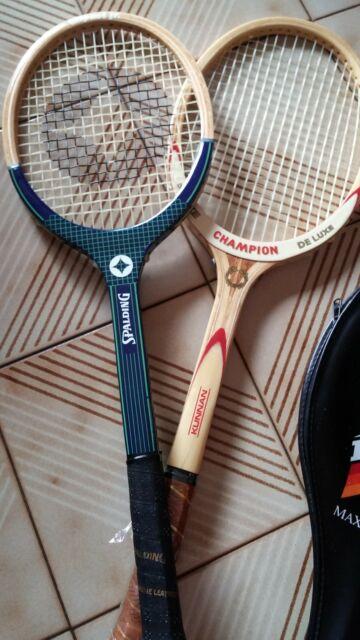Coppia di racchette da tennis nuove