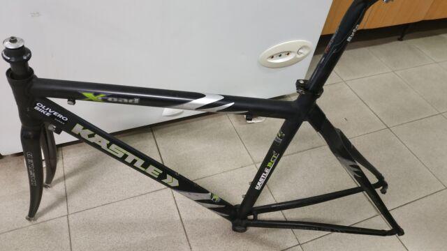 Telaio Bici da Corsa in alluminio e carbonio