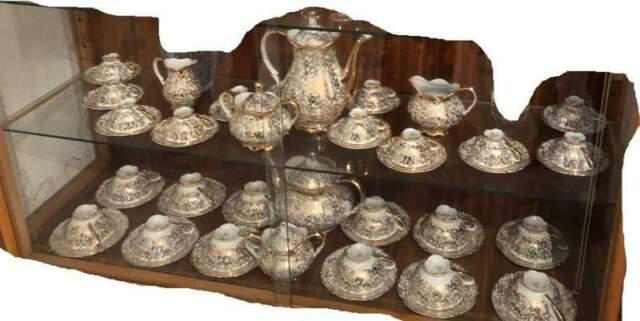 Set thè e caffè da 12 porcellana Z&Co TIRSCHENREUTH