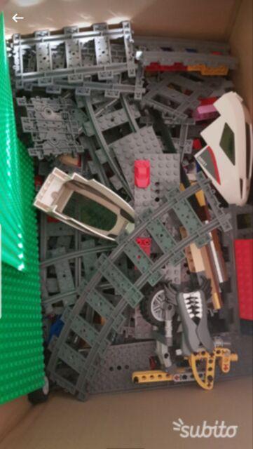 5 kg di Lego vari