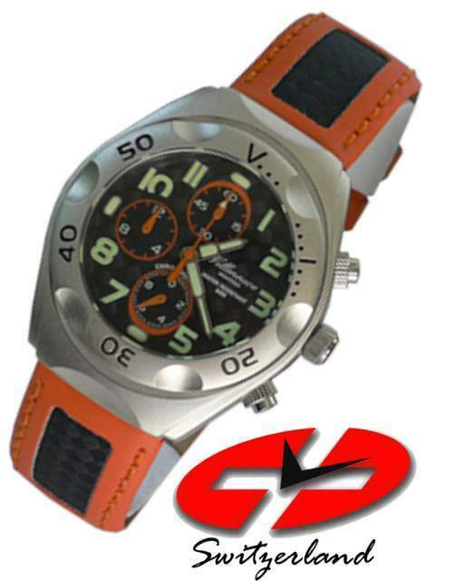 Orologio cronografo uomo sport