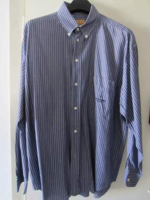 TRUSSARDI Jeans:CAMICIA XL anni 90 originale vintage