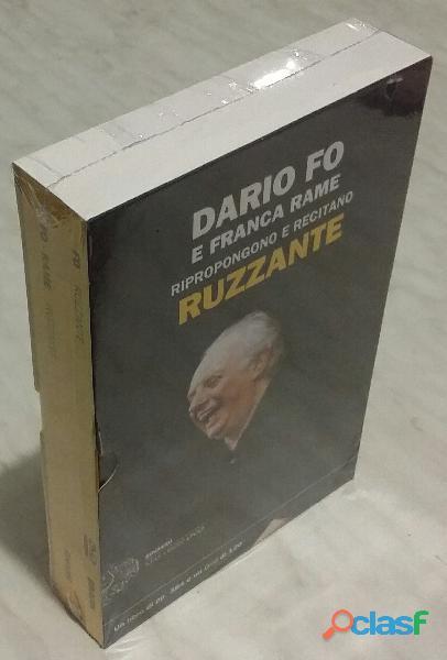 Dario Fo e Franca Rame ripropongono e recitano Ruzzante. Con